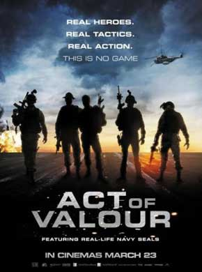 Закон доблести Act of Valor 2012