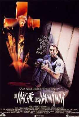 В пасти безумия In the Mouth of Madness 1995