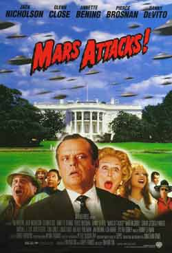 Марс атакует! Mars Attacks! 1996